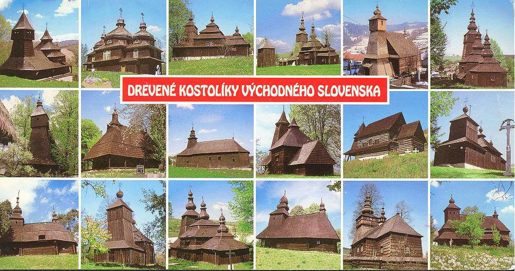 Post Cards Of Slovakia