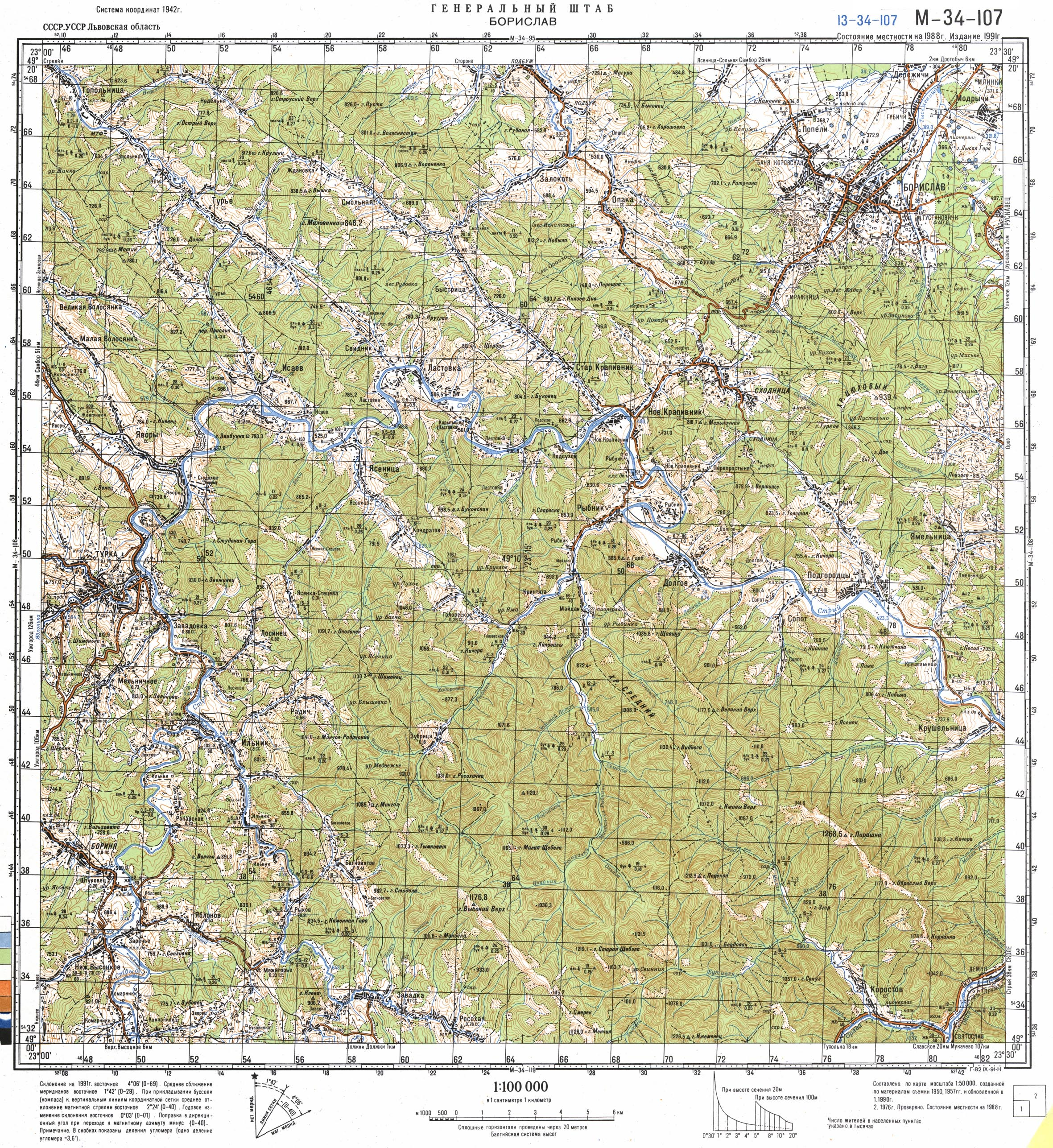 Slovakia Genealogy Research Strategies - Us-army-topographic-maps
